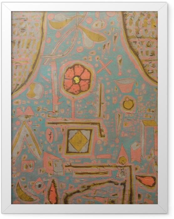Plakat w ramie Paul Klee - Rozkwit - Reprodukcje