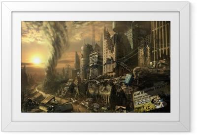 Gerahmtes Poster Fallout