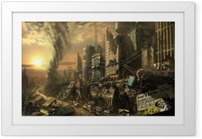 Poster in Cornice Fallout