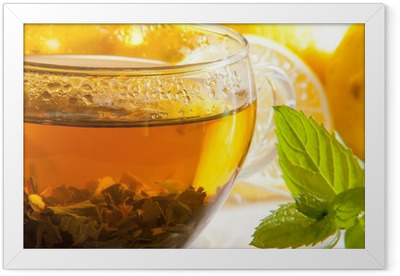 Ingelijste Poster Tea