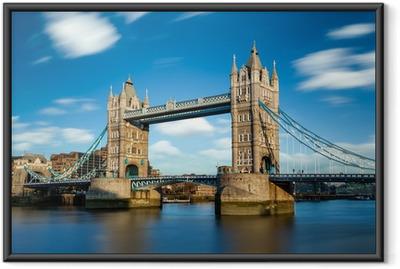 Gerahmtes Poster Tower Bridge London England
