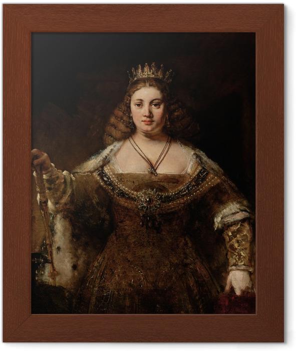 Poster en cadre Rembrandt - Juno - Reproductions