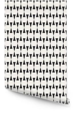 Naadloze geometrische patroon Behangrol