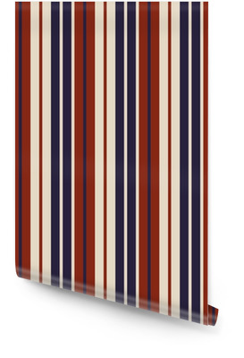 Retro usa farge mote stil sømløse striper mønster. abstrakt vektor bakgrunn. Rulletapet