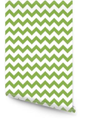 Vert printemps chevron sans soudure de fond, illustration. couleur à la mode 2017, conception de papier d'emballage Rouleau de papier peint