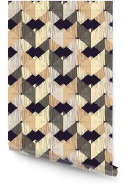 Modèle sans couture ethnique boho. griffonner la texture. motif rétro. rapport textile. Rouleau de papier peint