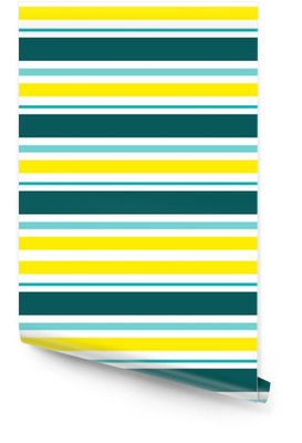 Striped abstract background with color stripes. Vector illustration. Wallpaper roll
