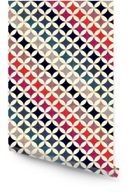 Circles seamless texture di sfondo Rotolo di carta da parati