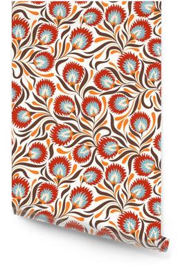 Floral pattern Rouleau de papier peint