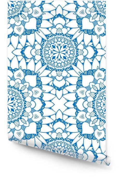 Seamless floral pattern Tapetenrolle - Grafische Elemente