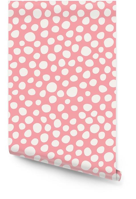 Seamless Dots Rollo de papel pintado - Recursos gráficos