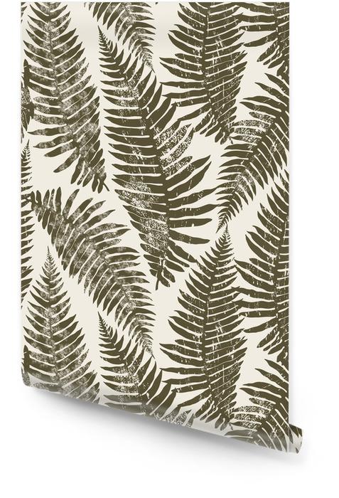 Seamless de fougère. Rouleau de papier peint - Plantes et fleurs