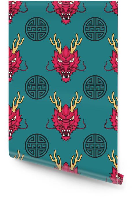 seamless pattern Wallpaper roll - Animals