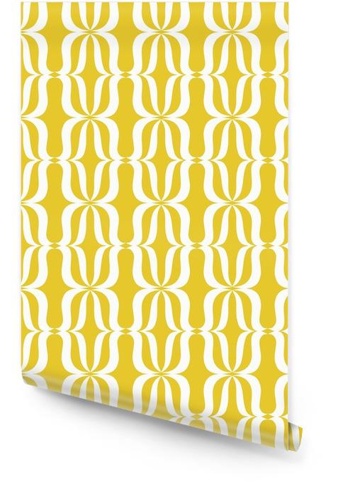 Sømløs vintage mønster Rulletapet - Grafiske Ressurser