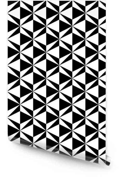 Geometrisch patroon Behangrol - Grafische Bronnen