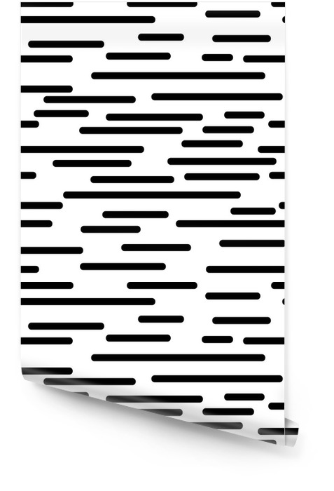 Geometrische structuur met vloeiende lijnen Behangrol - Grafische Bronnen