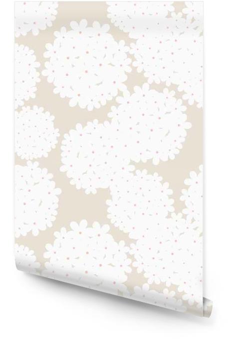 Fondo floral transparente. Impresión. diseño de tela, papel pintado. Rollo de papel pintado - Recursos gráficos