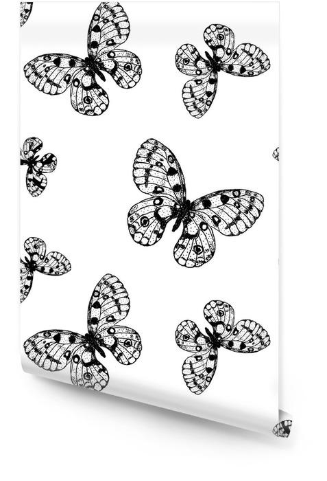 Imagenes De Mariposas En Blanco Y Negro Para Colorear