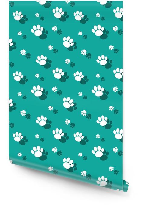 Animal Paw Print Wildnature Seamless