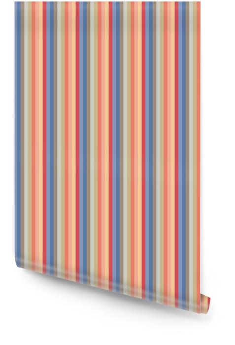 Usa kolor stylu bezszwowe paski wzór. abstrakcyjne tło wektor. Tapeta w rolce - Zasoby graficzne