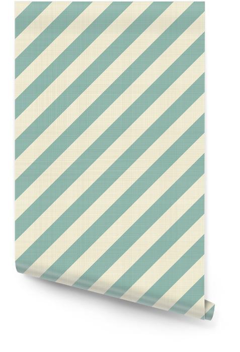 Seamless géométrique rétro Rouleau de papier peint - Arrière plans