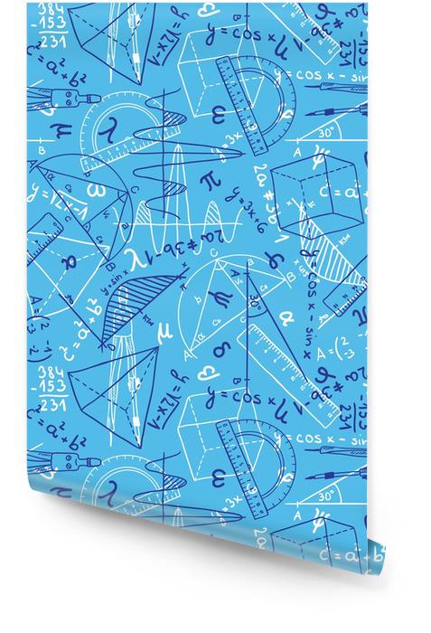 Matemáticas sin patrón Rollo de papel pintado - Ciencias aplicadas y fundamentales