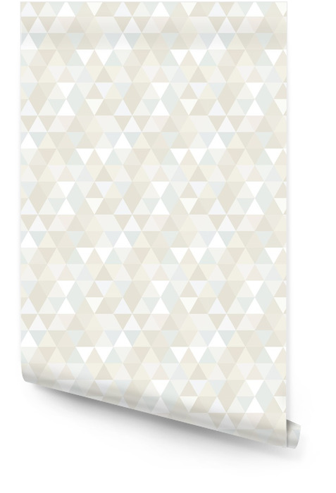 Seamless Triangle Pattern, Background, Texture Wallpaper roll -