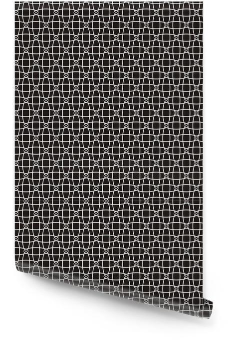 Ilustracji wektorowych powtarzalny dekoracyjny wzór Tapeta w rolce - Tła