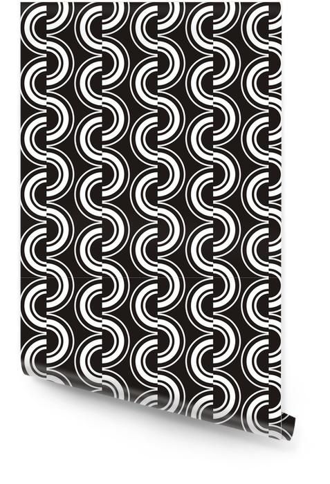 Vector illustration du modèle abstrait sans soudure Rouleau de papier peint - Arrière plans