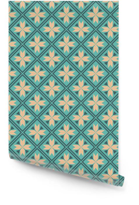 Wzór bezszwowy Tapeta w rolce - Moda