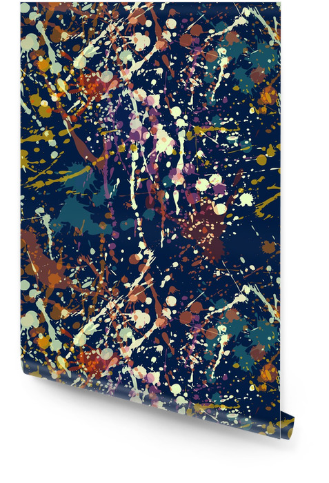 watercolor seamless06 Wallpaper roll - Art and Creation