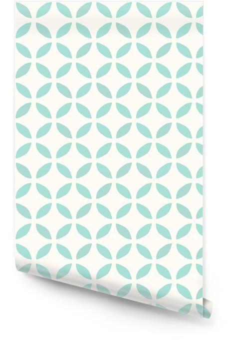 Motif continu. Dessiné main. Fleur. Background design Rouleau de papier peint - Styles