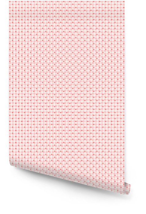 seamless dots pattern Wallpaper roll - Graphic Resources
